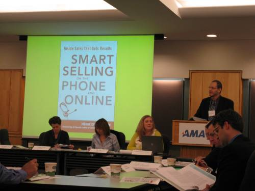'We've got a strong sales list and this title combines both phone and online selling,' says Bob Nirkind, Senior Editor.