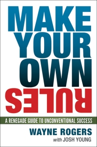 Make Your Own Rules Book Cover