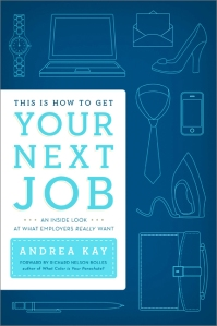 Image of alternate book cover, This is How to Get Your Next Job