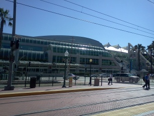 Image of San Diego Convention Center
