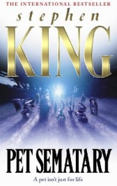 Jacket Cover of Pet Sematary by Stephen King