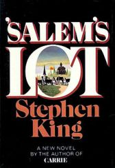 Jacket Cover of Salem's Lot
