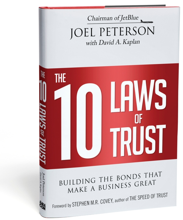 The 10 Laws Of Trust Now Available On Netgalley Amacom Books Blog