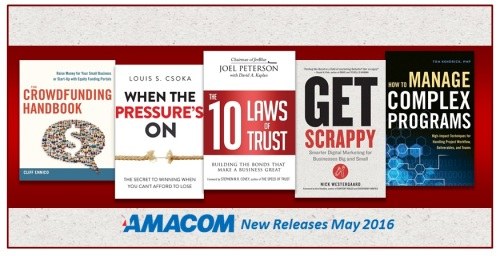 may 2016 new releases