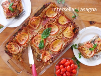 interstellar lasagna