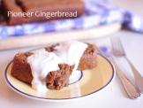 pioneer gingerbread