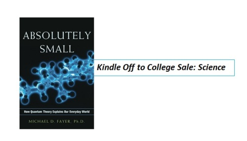 kindle off to college 2016 - science