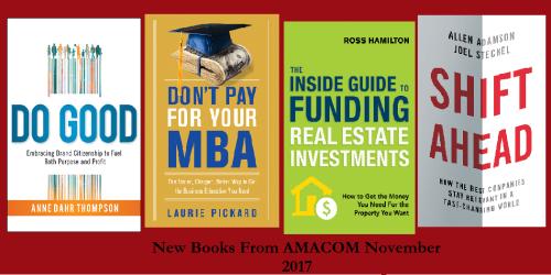 November Books 2017